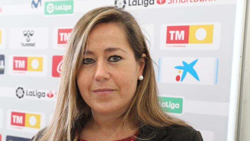 Patricia Rodríguez opta a la vicepresidencia de LaLiga