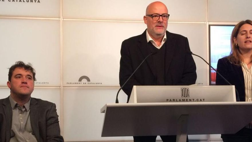 Lluís Corominas anuncia que deixa l'activitat política de primera línia