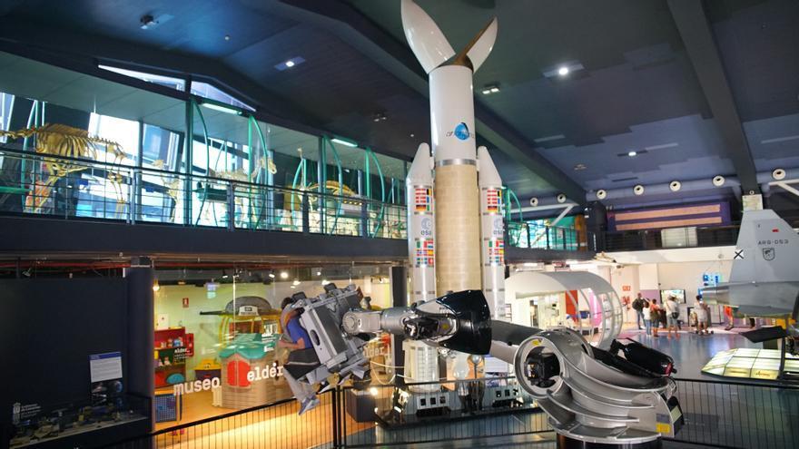La revista 'Muy viajeros' recomienda la visita al Planetario del Museo Elder