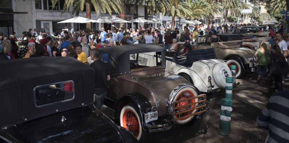 Carnaval Exposición, recorrido y concurso de Vehículos Antiguos    01/03/2020   Fotógrafo: Carsten W. Lauritsen