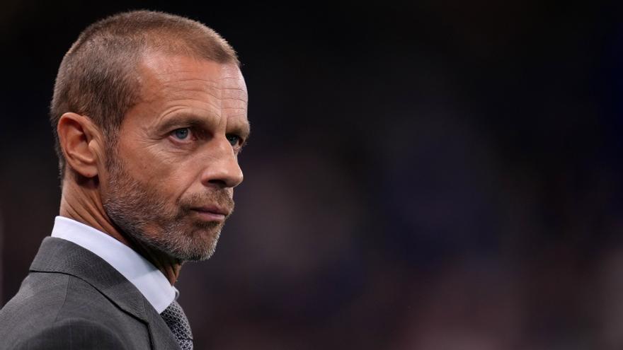 La UEFA retira las acciones legales contra Real Madrid, Barcelona y Juventus por la Superliga