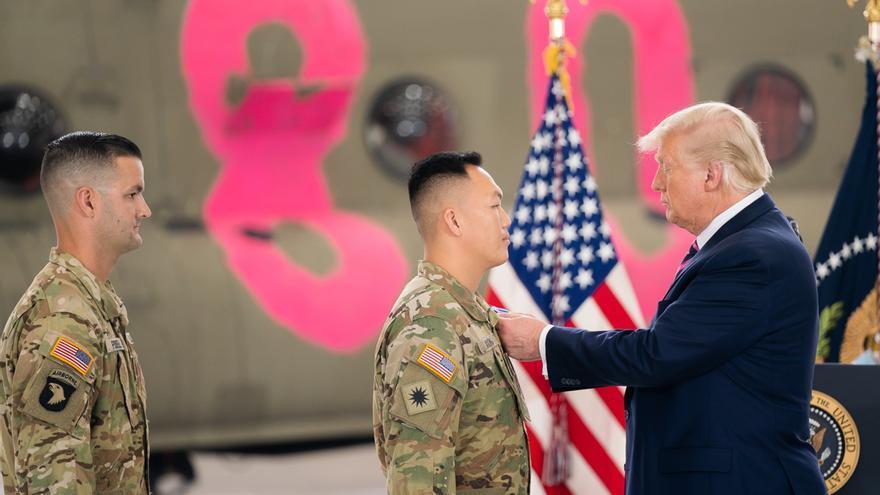 El plan de Trump para frenar la inmigración: enviar 250.000 militares a la frontera con México