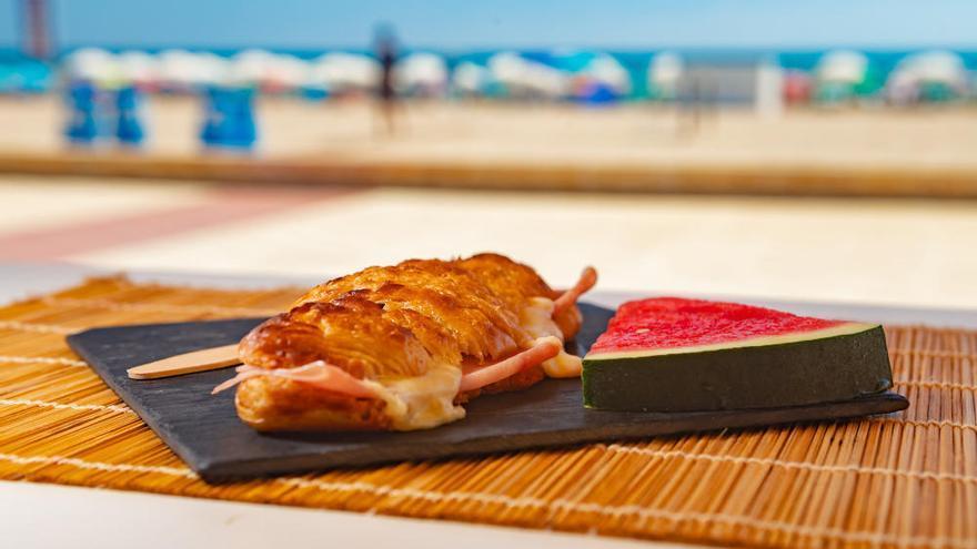 Restaurante Xaloc, arroces y vistas al mar de Alicante