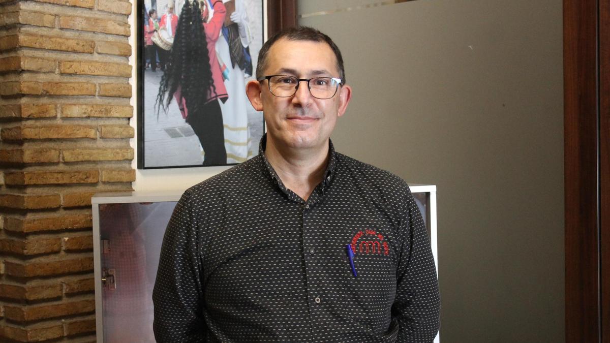 José Luis Rojano, gerente de Mesón Casa del Monte.