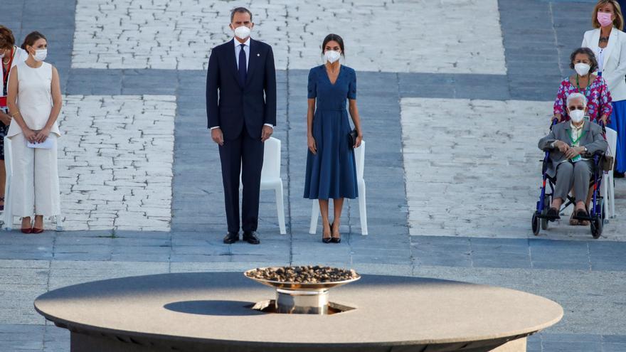 Homenaje de Estado a las víctimas de la Covid -19