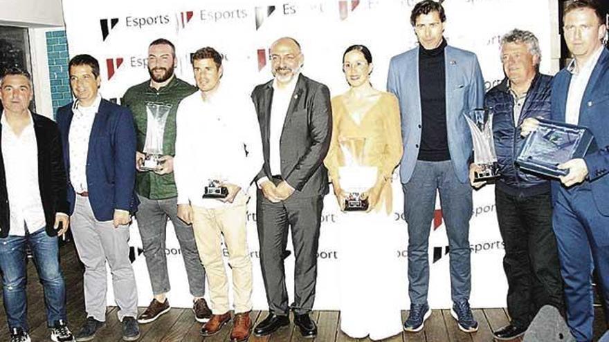 La Federación Balear de Atletismo premia a los mejores de la temporada