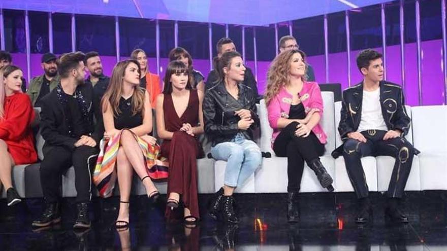 La gala de 'Operación Triunfo' para Eurovisión arrasa