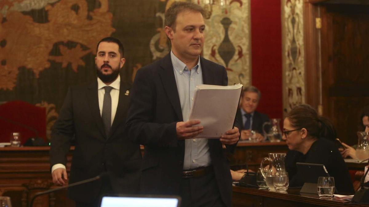 Bellido insta a Barcala a no usar polémicas con la Santa Faz para «tapar» los escándalos políticos