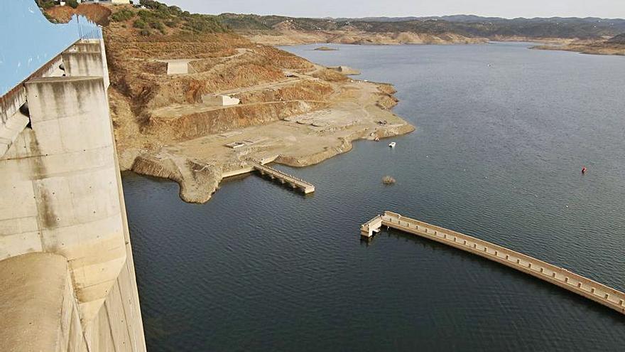 Los regantes reclaman que se declare el decreto de sequía
