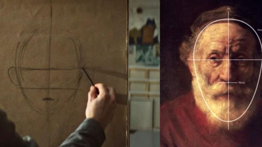 Así sonaba la voz de Rembrandt