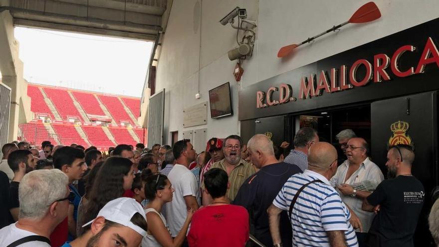 Alle wollen eine Dauerkarte für Real Mallorca