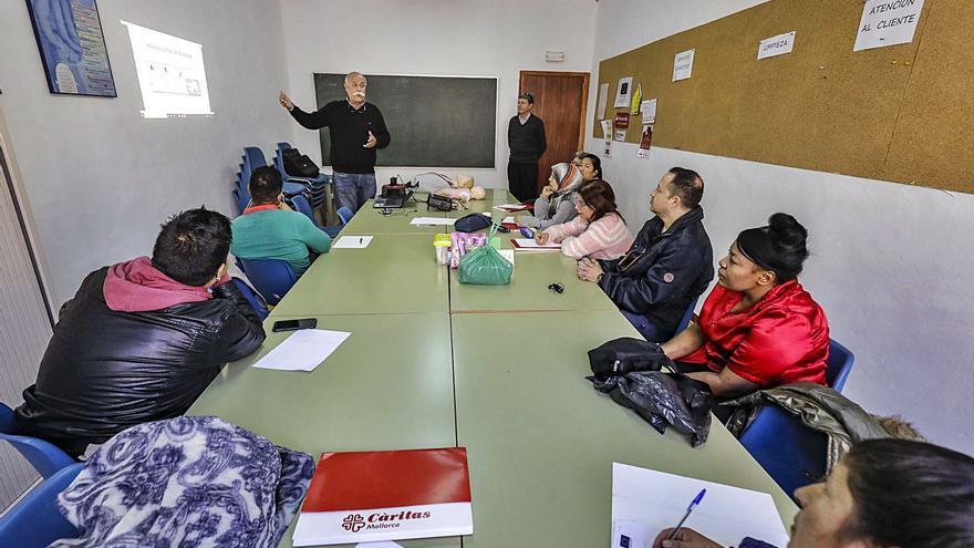Cáritas asiste a cerca de 7.000 personas en Baleares durante la pandemia
