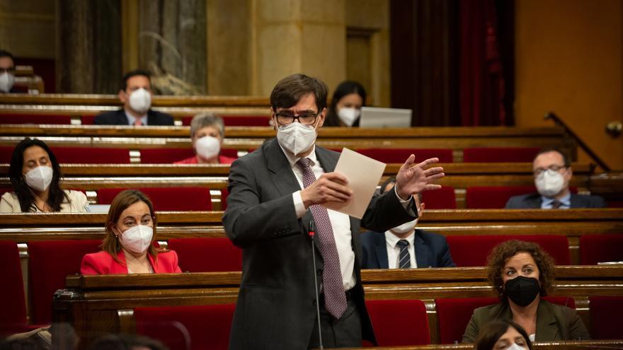 """Illa pide a Aragonès una reunión de trabajo para abordar los """"grandes retos"""" de Cataluña"""