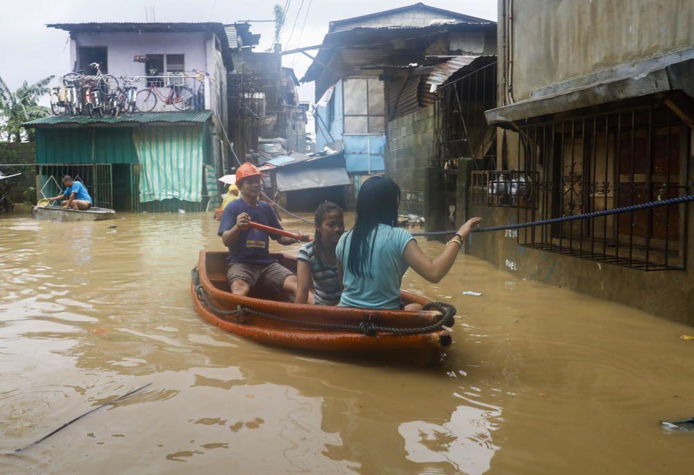 Llegan a 29 los muertos en Filipinas tras el paso del tifón Mangkhut