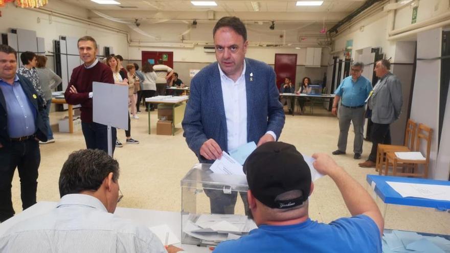 MINUT A MINUT | Guiteras perd la majoria a Moià i Jordi Solernou guanya a Sant Joan
