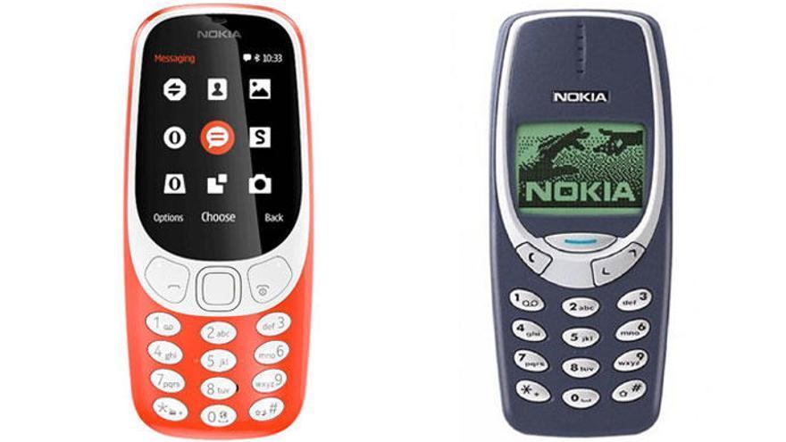 Las diferencias entre el nuevo y el viejo Nokia 3310