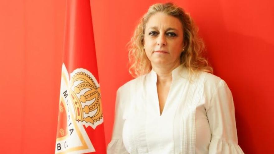 La abogada María del Mar Carrillo, primera mujer en el consejo de administración del Real Murcia