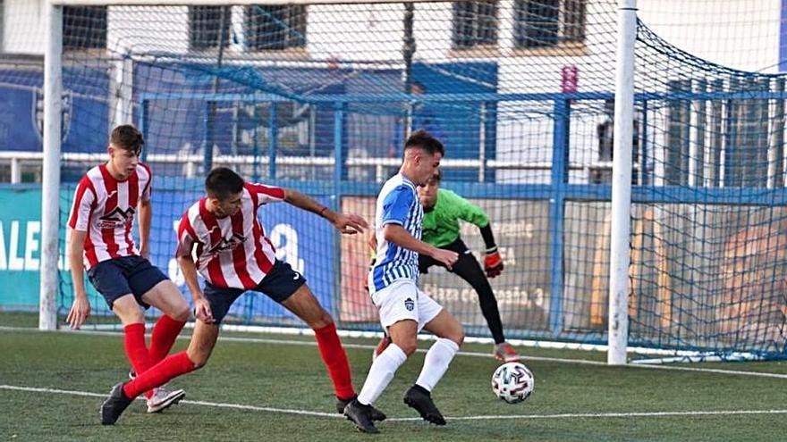 El fútbol-11 regional y base volverá a principios de marzo