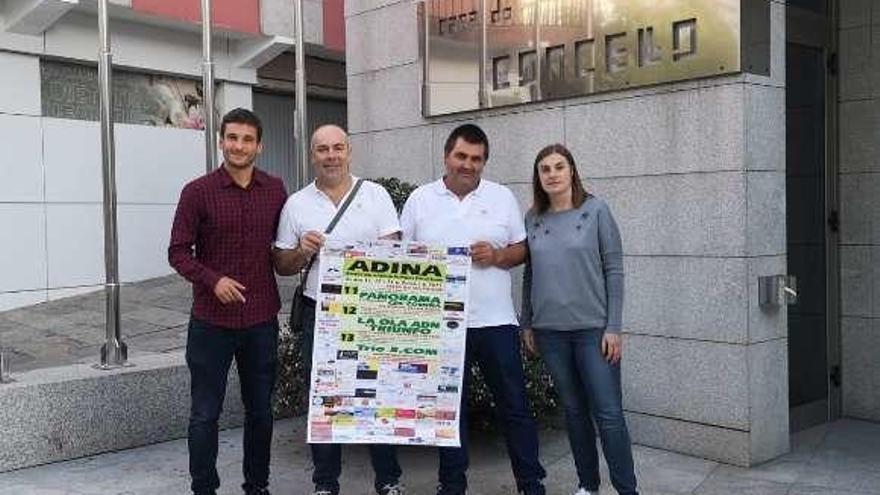 Adina celebrará el próximo fin de semana las fiestas en honor a San Miguel