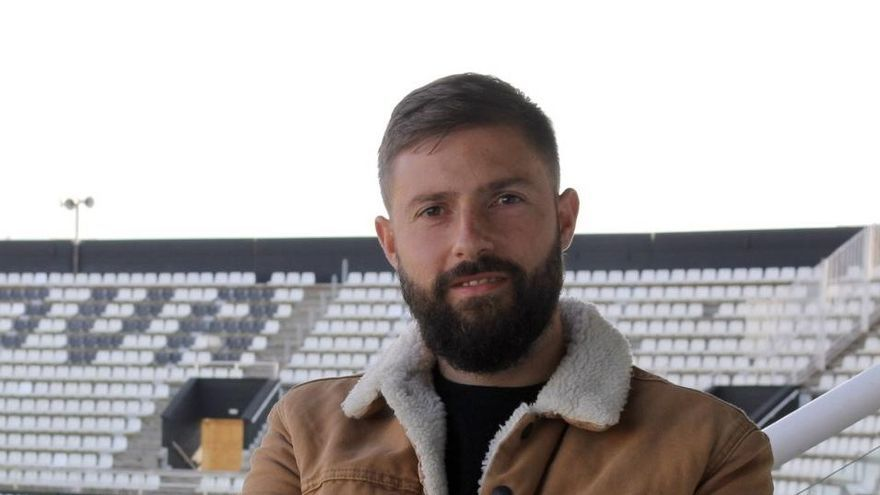 Joaquín Gómez, nuevo segundo entrenador del FC Cartagena