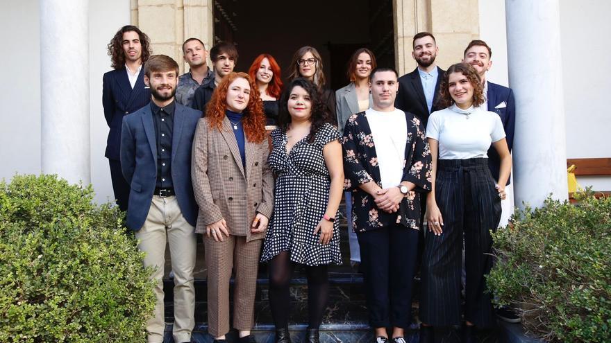 Catorce jóvenes creadores desarrollarán sus proyectos artísticos en la Fundación Gala
