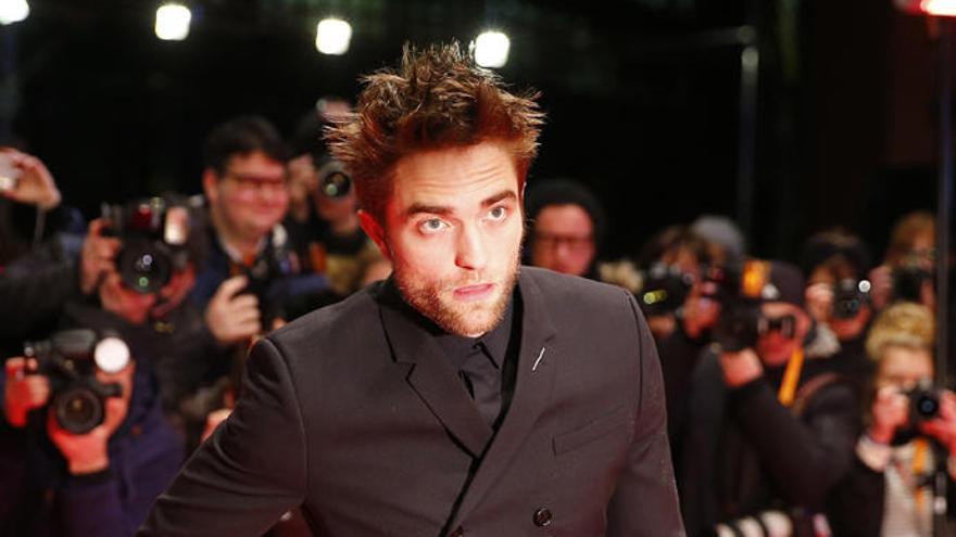 Así prepara Robert Pattinson su voz para 'Batman'