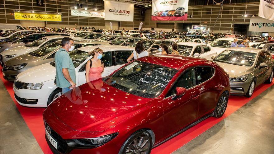Vuelve la Feria del Automóvil a Feria Valencia con descuentos de hasta 12.000 euros