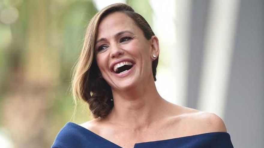 Jennifer Garner ya tiene su estrella en el Paseo de la Fama de Hollywood