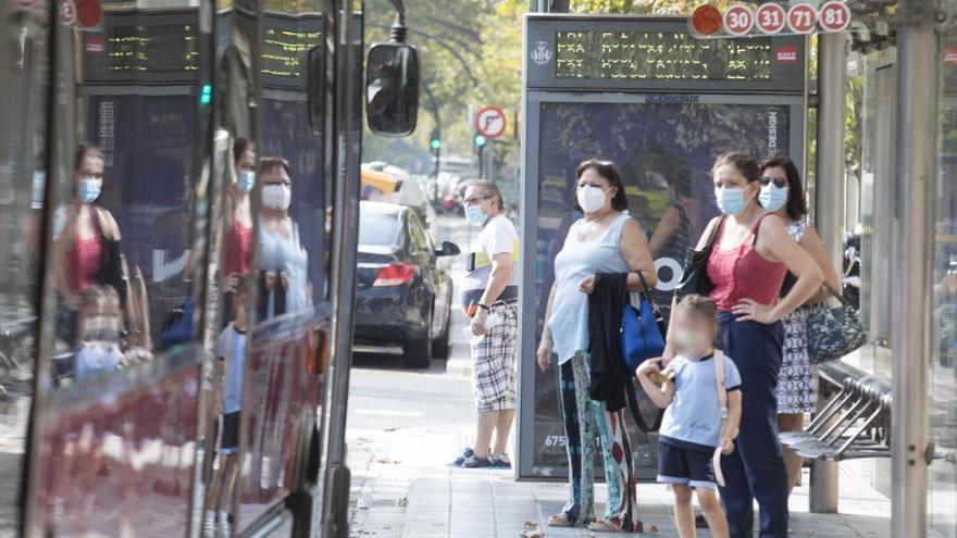 La Comunitat Valenciana registra 582 nuevos casos de coronavirus