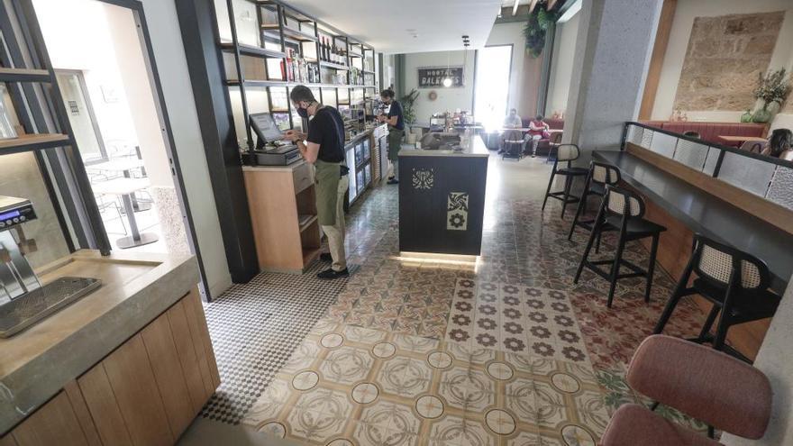 Erstes Vier-Sterne-Hotel in Palmas Einwandererviertel Pere Garau eröffnet