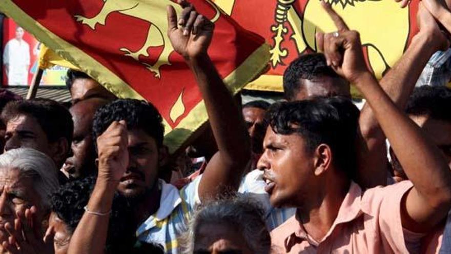 Las peores matanzas étnicas en Sri Lanka cumplen 35 años sin reconciliación