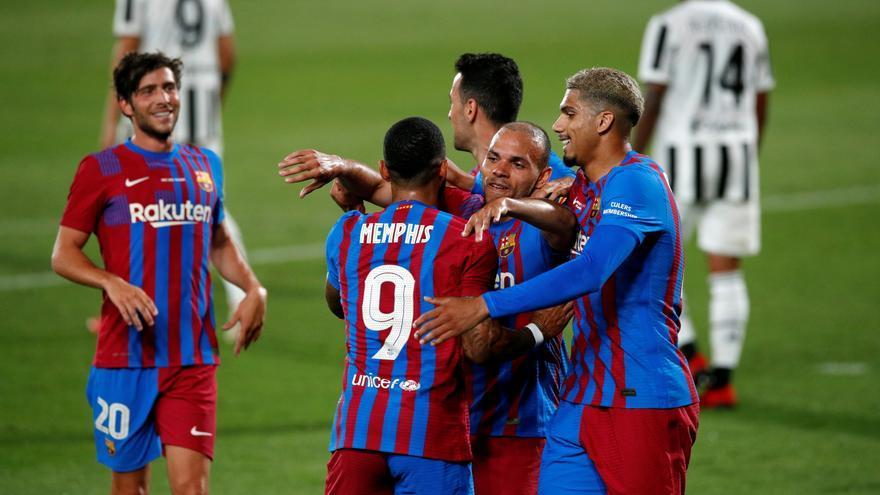 Barça - Granada, en directe