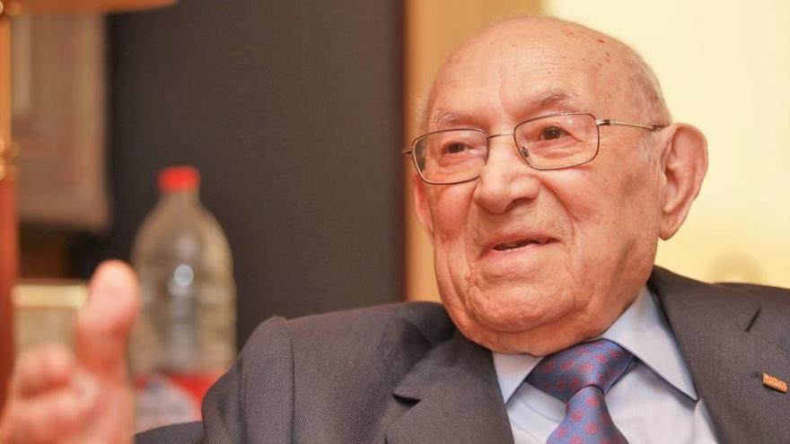 Gearbeitet bis zum Schluss: Insel-Magnat Antonio Fontanet stirbt mit 101 Jahren