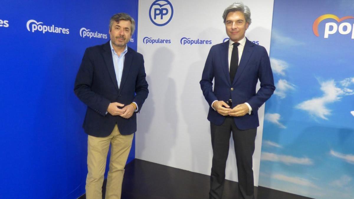Coronavirus en Córdoba: el PP reclama al Gobierno el pago de los ERTE, ayudas a los autónomos y la renta mínima