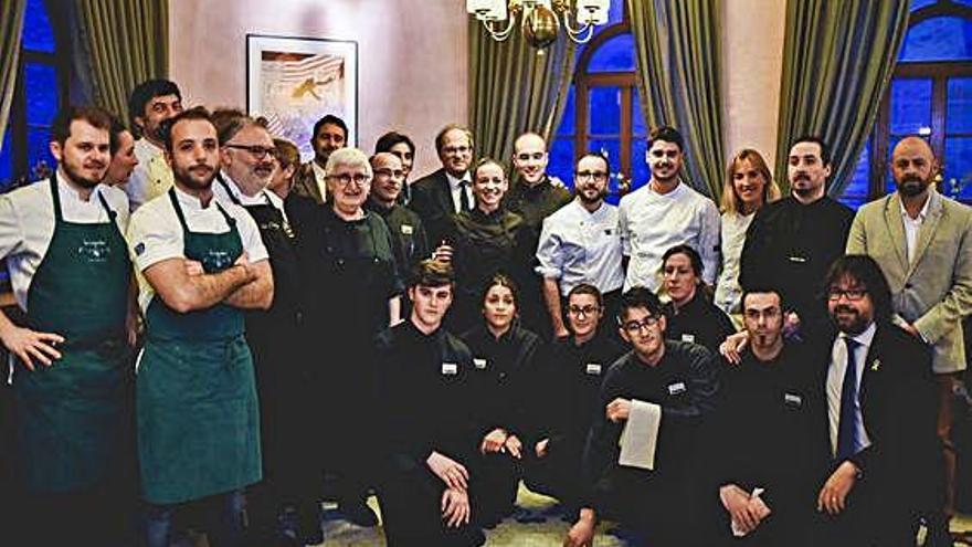 Vall de Núria aplega prop de 300 professionals, estudiants i aficionats al GastroPirineus