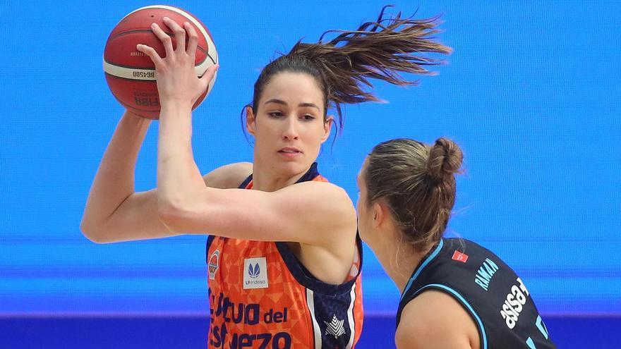 Rebecca Allen se incorpora al Valencia Basket