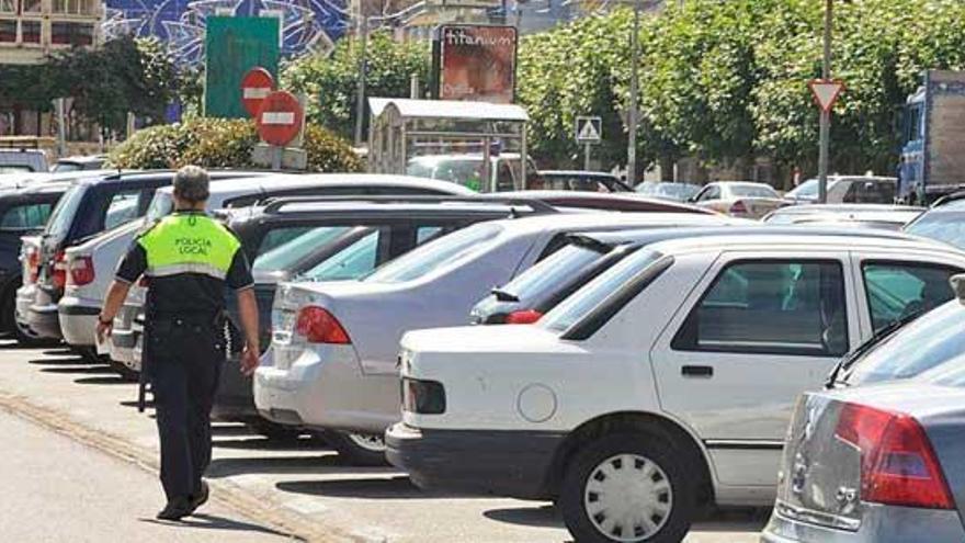 Una intervención por robo con un solo agente en servicio aviva las quejas por falta de policía