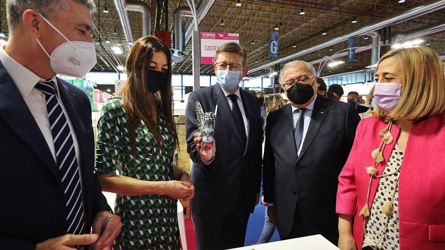 Puig plantea en Futurmoda la necesidad de impulsar desde la UE la reindustrialización del calzado