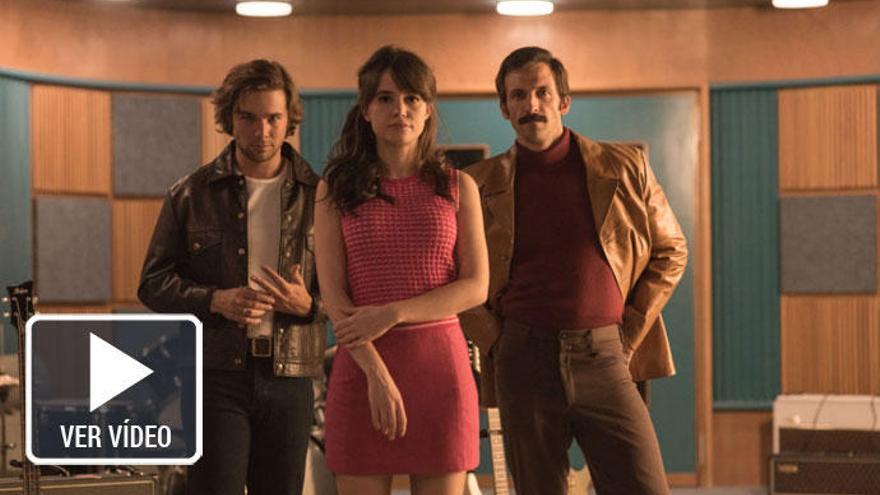'La Voz' cede los lunes a '45 revoluciones', la nueva serie musical de Antena 3