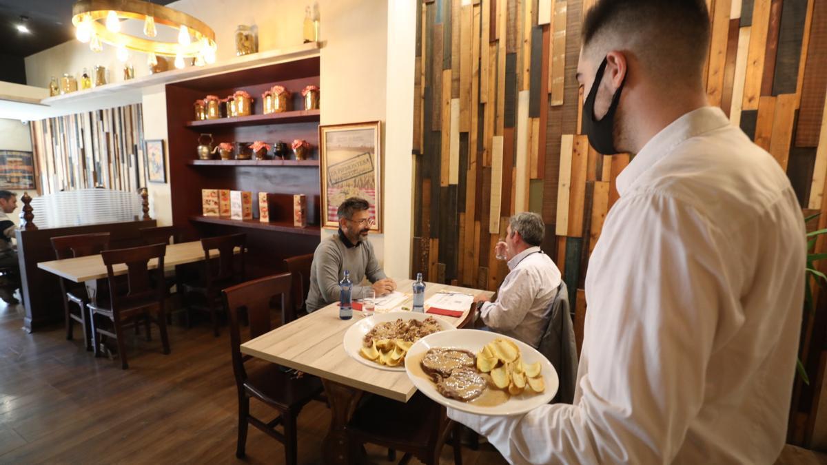 Un negocio de hostelería de Elche