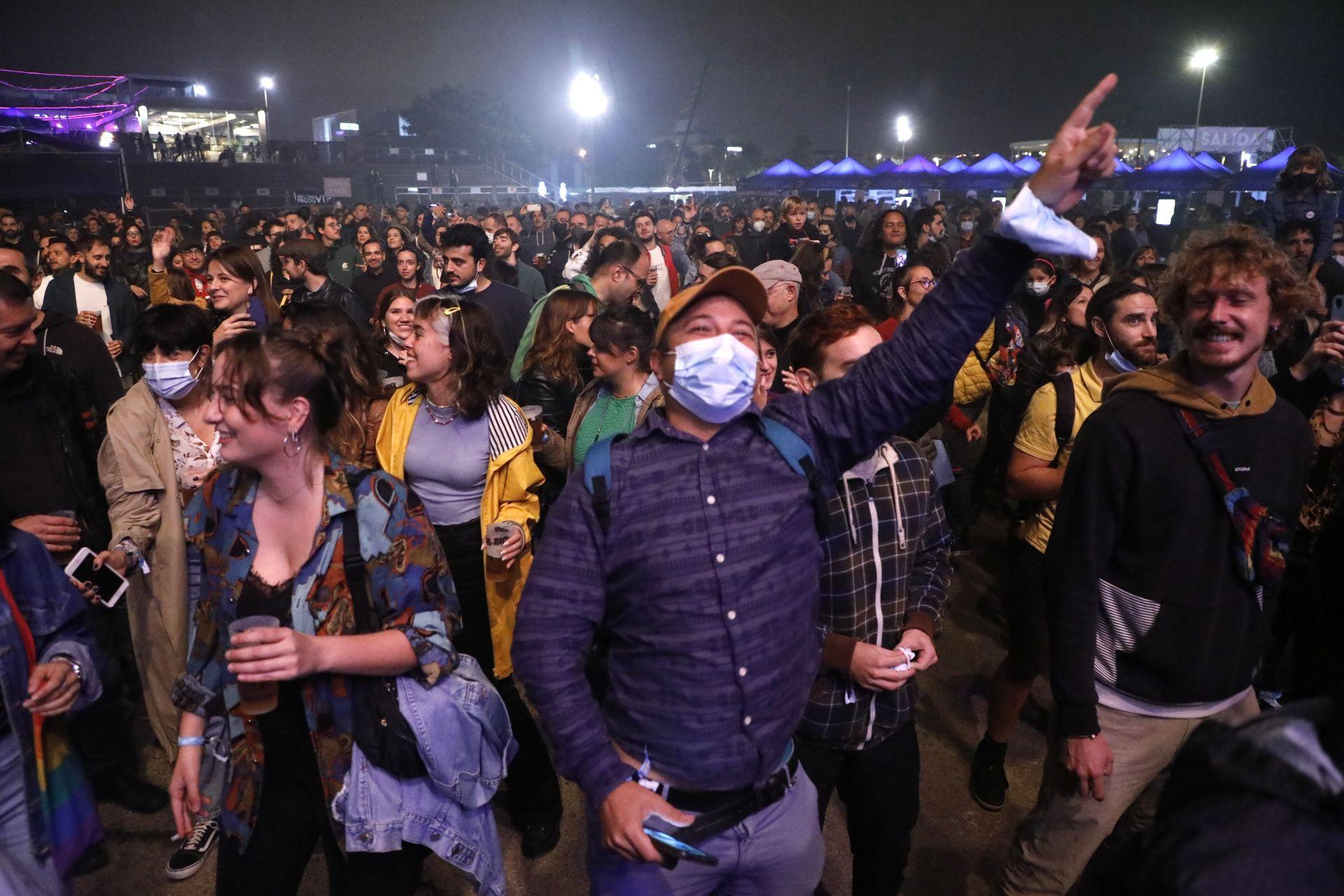 Festival 'Love to Rock' en la Marina de València