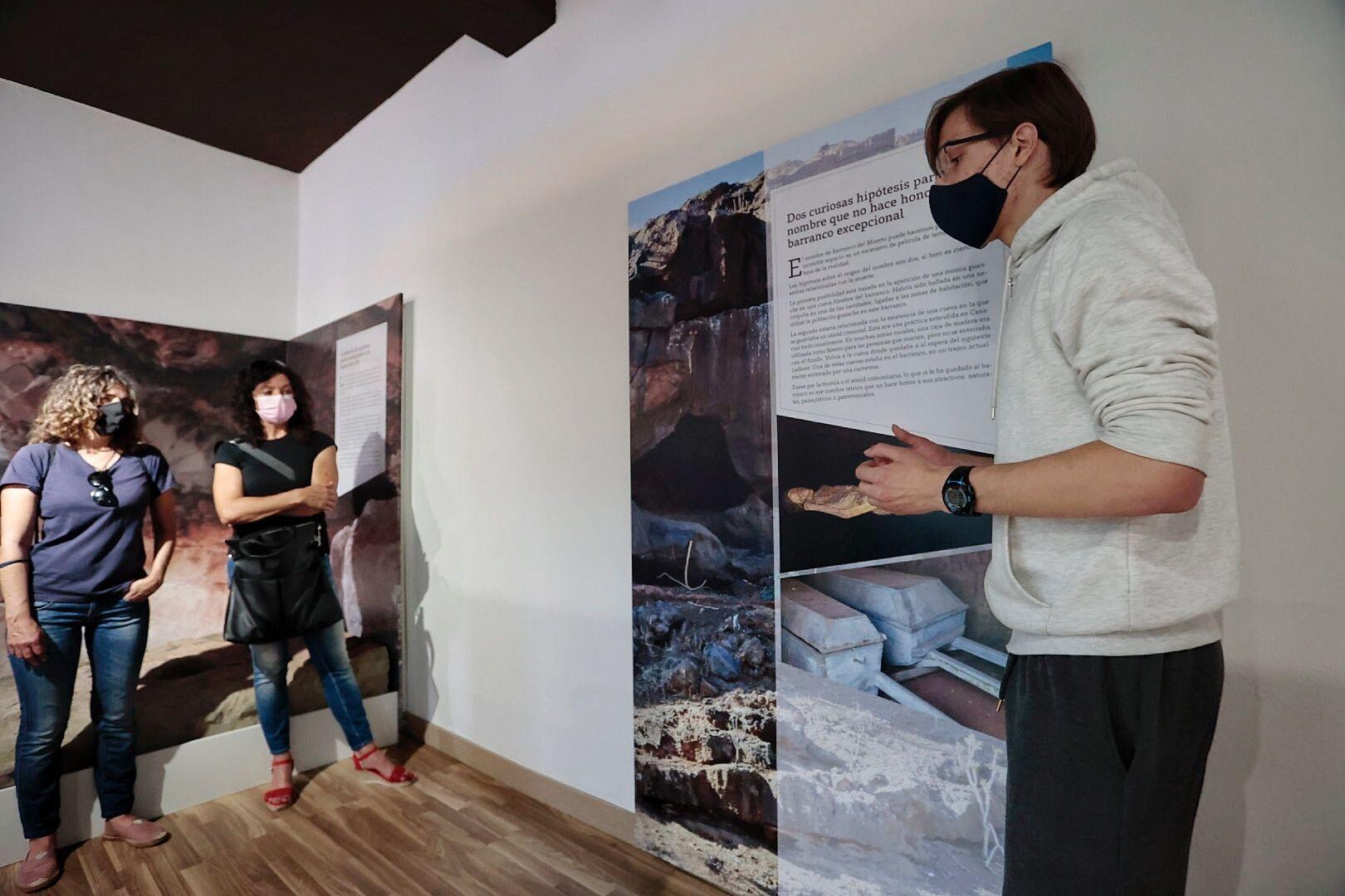 Reportaje sobre el proyecto Montaña de T, del IES San Matías