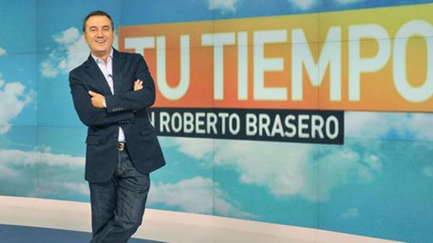 Roberto Brasero Me Veo Hablando Del Tiempo De Aquí A La Eternidad Levante Emv