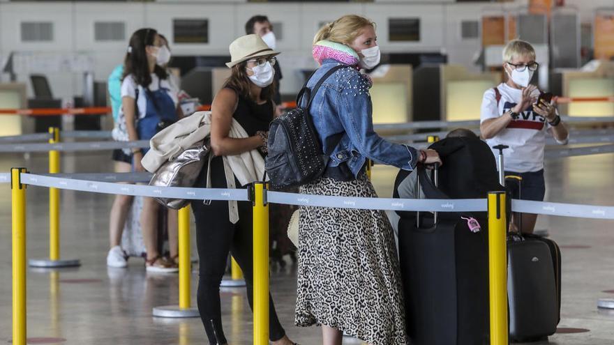 Vacaciones de verano 2020: vuelos desde Alicante desde 16 euros en julio