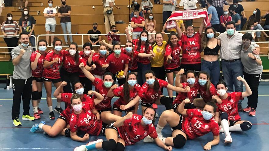 El Deza Córdoba BM jugará la fase de ascenso a la Plata femenina de balonmano