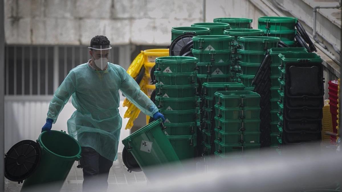 5.243 casos en Andalucía cierran la peor semana de la pandemia con casi 29.000 positivos y 236 muertes