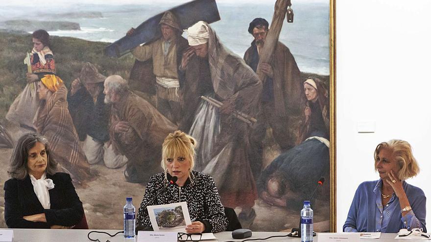 """Las galerías asturianas sacan pecho: """"Tenemos un prestigio y nos reconocen mucho fuera"""""""
