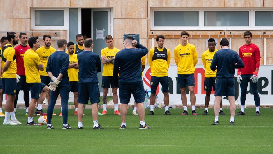 ¿Qué lesionados del Villarreal pueden llegar a la final de la Europa League?