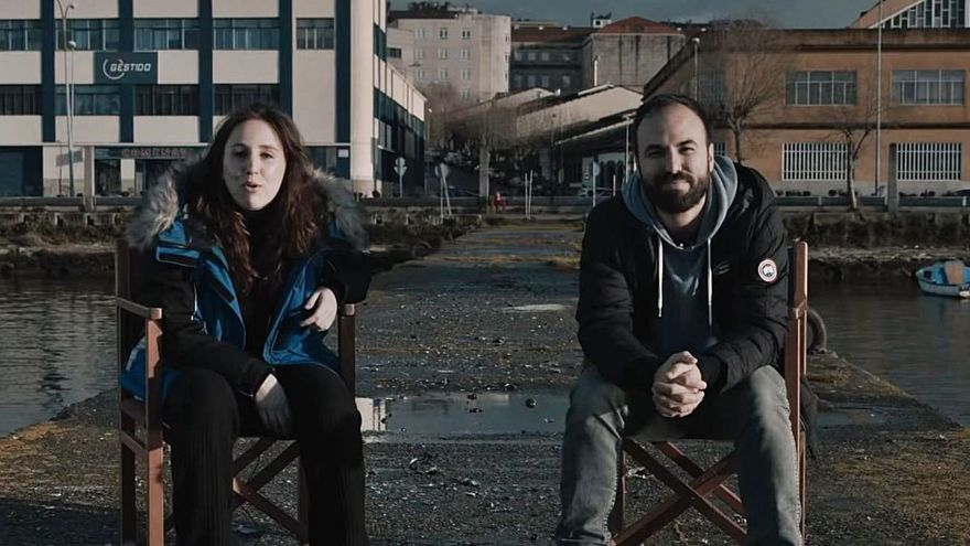 Los coruñeses Mario Casas y Alberto Vázquez, candidatos a los premios Goya