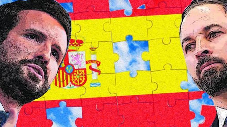 Desde el siglo XX | Impotencia en la derecha: PP y Vox no suman en España